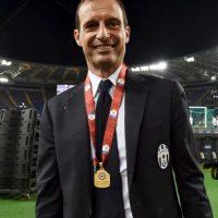 10. Massimiliano Allegri (Juventus). 425.31 millones de euros Foto:Getty Images