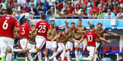 El tanto de Gera fue el que abrió la cuenta en el emocionante empate a tres tantos Foto:Getty Images