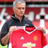 1. José Mourinho (Manchester United). 885.65 millones de euros Foto:Getty Images