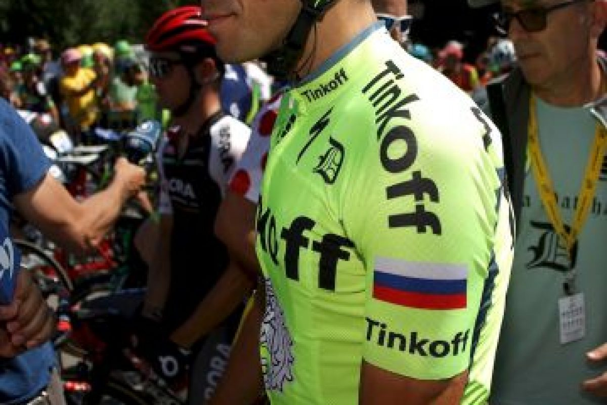Alberto Contador suma múltipkes lesiones Foto:Getty Images