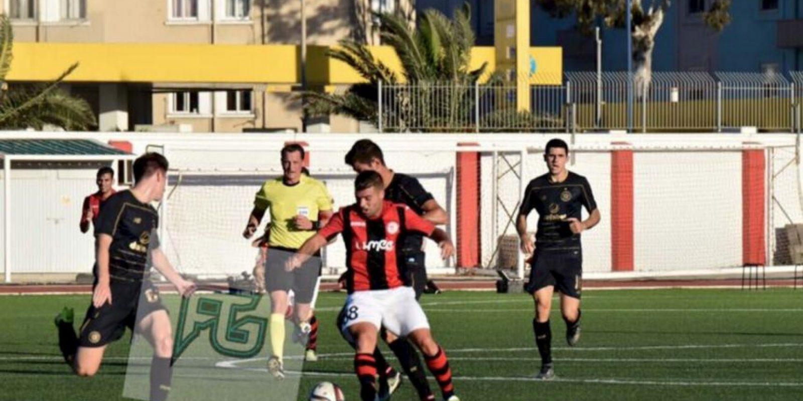 Lincoln Red Imps FC dio la sorpresa en la Champions League y derrotó a Celtic Foto:footballgibraltar.com