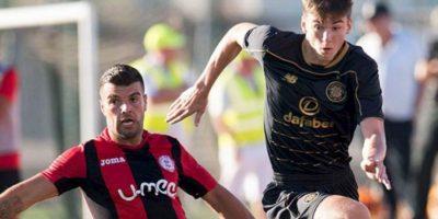 Lincoln había avanzado en la temporada pasada a la segunda ronda clasificatoria Foto:Sitio web Celtic FC