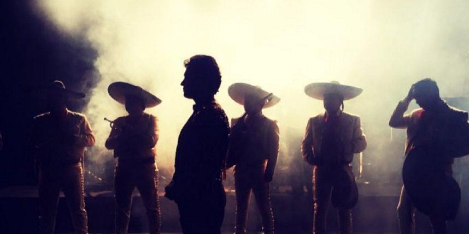 Pero su actuación lo conmovió totalmente. Foto:vía TNT