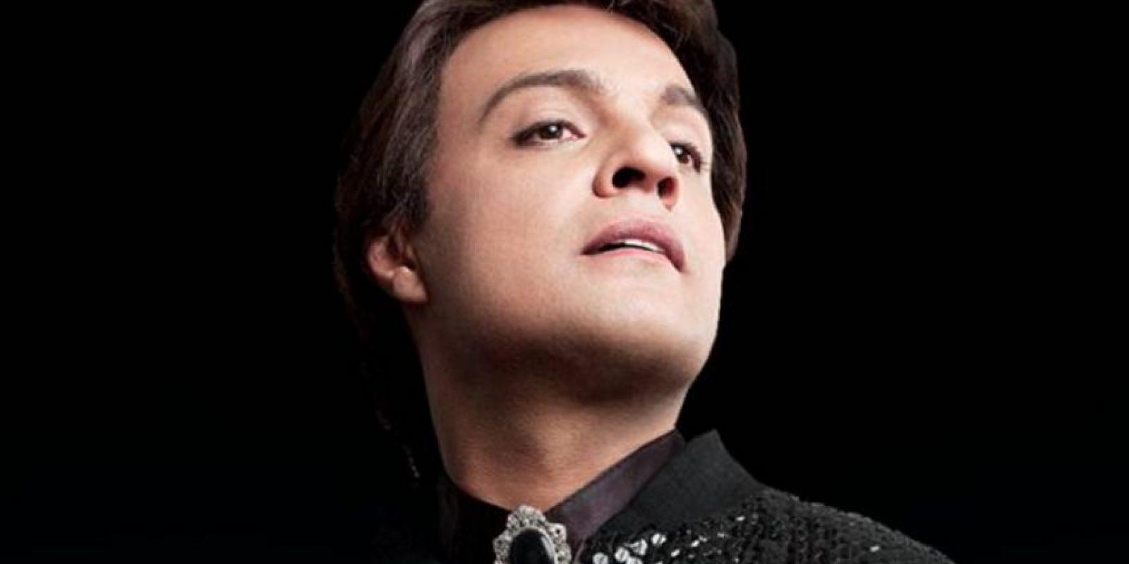 """Julián Román interpretó al """"Divo de Juárez"""" desde los 22 hasta los 40 años. Foto:vía TNT"""