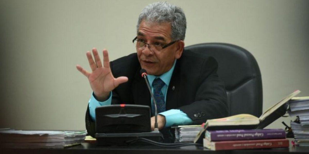 Tras saturación de casos, Miguel Ángel Gálvez ya no conocerá estos procesos