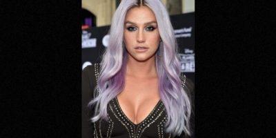 """Kesha dijo que tenía """"muertos en su interior"""" por lo que tuvo que someterse a una hipnoterapia para exorcizar su cuerpo Foto:Getty Images"""