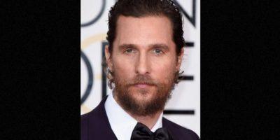 """Matthew McConaughey confesó que encontró una extraña """"nube azul"""" que lo sigue y dice que es un fantasma Foto:Getty Images"""