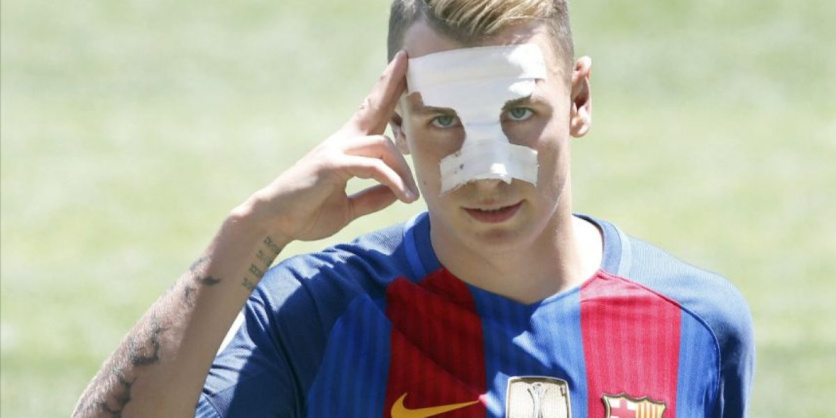 La otra insólita cirugía del nuevo fichaje del Barcelona