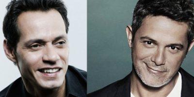 """""""Deja que te bese"""" es la nueva canción de Marc Anthony y Alejandro Sanz"""
