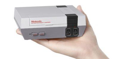 ¡Vuelve la NES! Nintendo anuncia el relanzamiento de la clásica consola