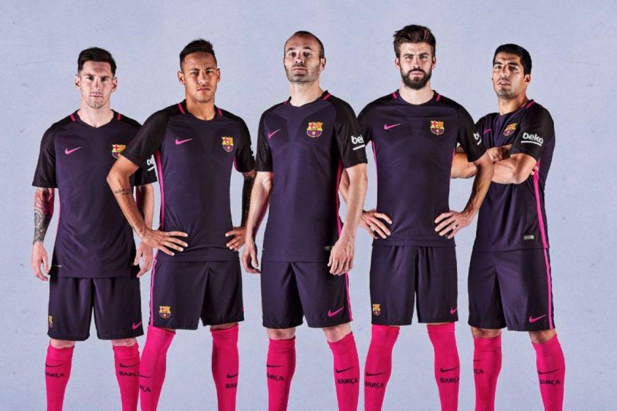 Foto:Twitter FC Barcelona