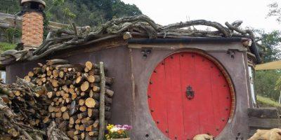 Hobbitenango, un hermoso lugar en las montañas que rodean La Antigua Guatemala
