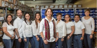 Marca guatemalteca Wakami brilla en el