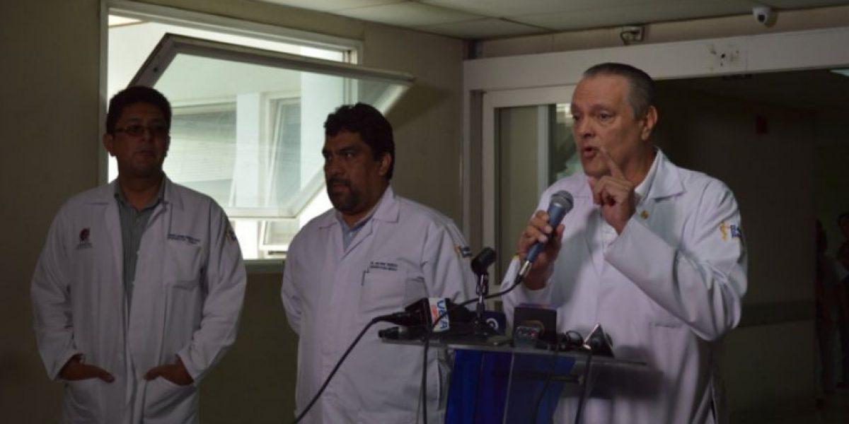 Por estos delitos el director del Hospital Roosevelt solicitó antejuicio contra diputado Luis Hernández Azmitia