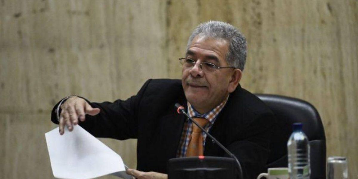 Exfiscal señala que el colaborador Juan Carlos Monzón