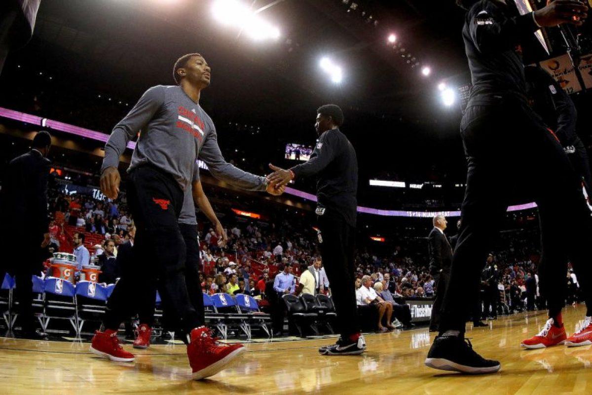 Es nuevo jugador de New York Knicks Foto:Getty Images