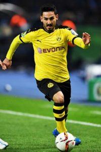 Ilkay Gundogan. El ex de Borussia Dortmund ahora forma parte del Manchester City Foto:Getty Images