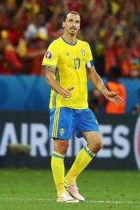 Zlatan Ibrahimovic Foto:Getty Images