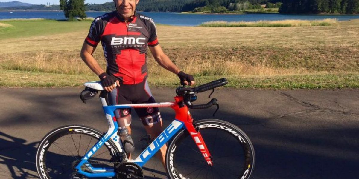 Atleta de ultrarresistencia va por el segundo Doble Ironman para Guatemala