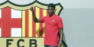 Nuevo jugador del Barcelona tuvo una presentación agridulce