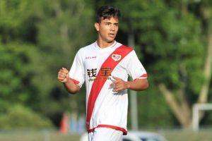 Raul Uche es otro de los fichajes de Leicester. Es un joven talento español de sólo 18 años Foto:Archivo