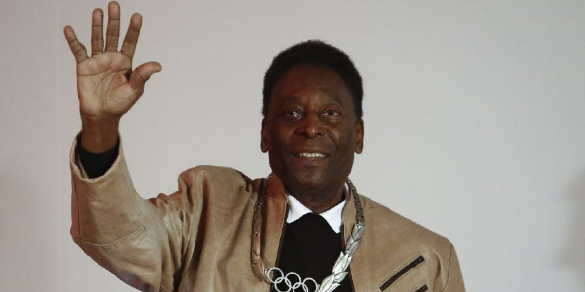 El recién casado Pelé busca brillar con su nueva canción
