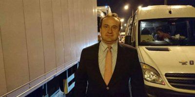 Embajador de Guatemala en Francia varado en Turquía