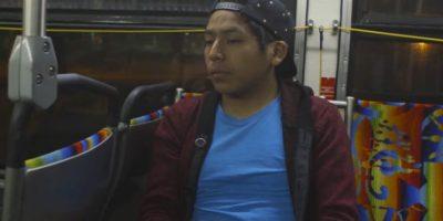 Gaspar Marcos, un joven guatemalteco que estudia, trabaja y sobrevive en EEUU