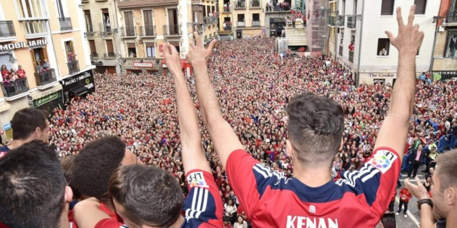 Osasuna Foto: Getty Images