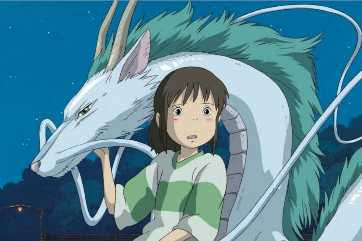 Es la película japonesa más taquillera de la Historia. Foto:vía Studio Ghibli