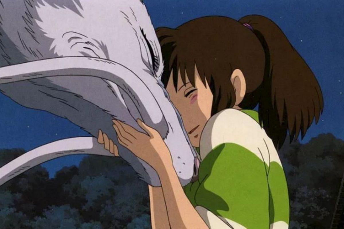 Recaudó 264 millones de dólares a nivel mundial. Foto:vía Studio Ghibli