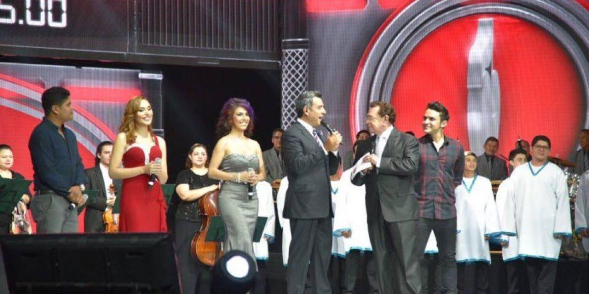 Inició la Teletón 30 Años con música e invitados especiales