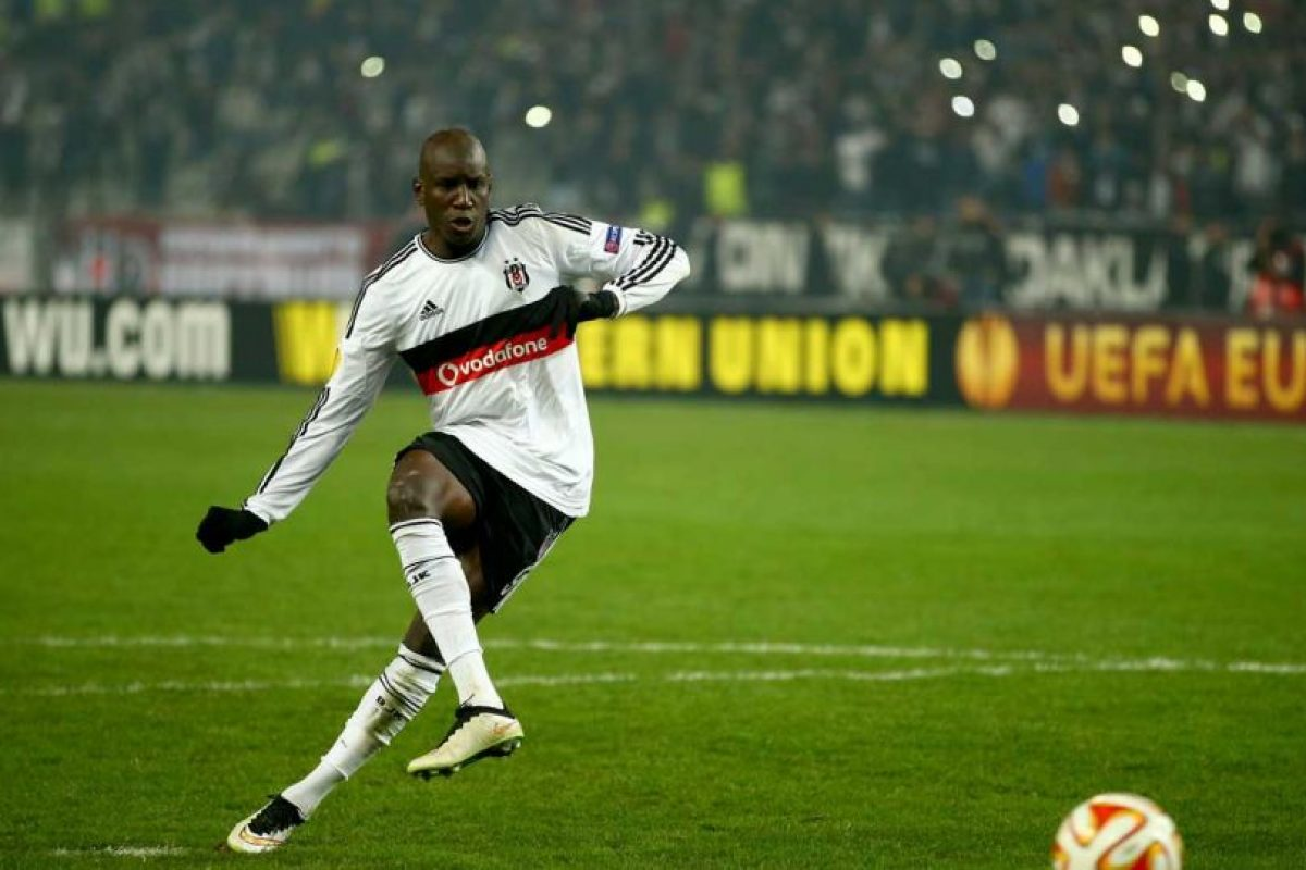Es delantero y forma parte de la selección de Senegal con la que lleva marcados cuatro goles. Foto:Getty Images