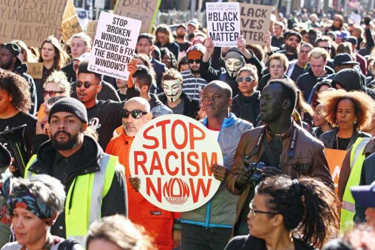 """En 2007, el 71% de los estadounidenses consideraba """"buenas"""" las relaciones entre blancos y negros. Foto:Getty Images"""