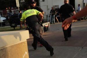Los ataques a policías han aumentado considerablemente en Estados Unidos. Foto:Getty Images