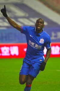 Actualmente forma parte del Shangai Shenhua de la Superliga China. Foto: Getty Images