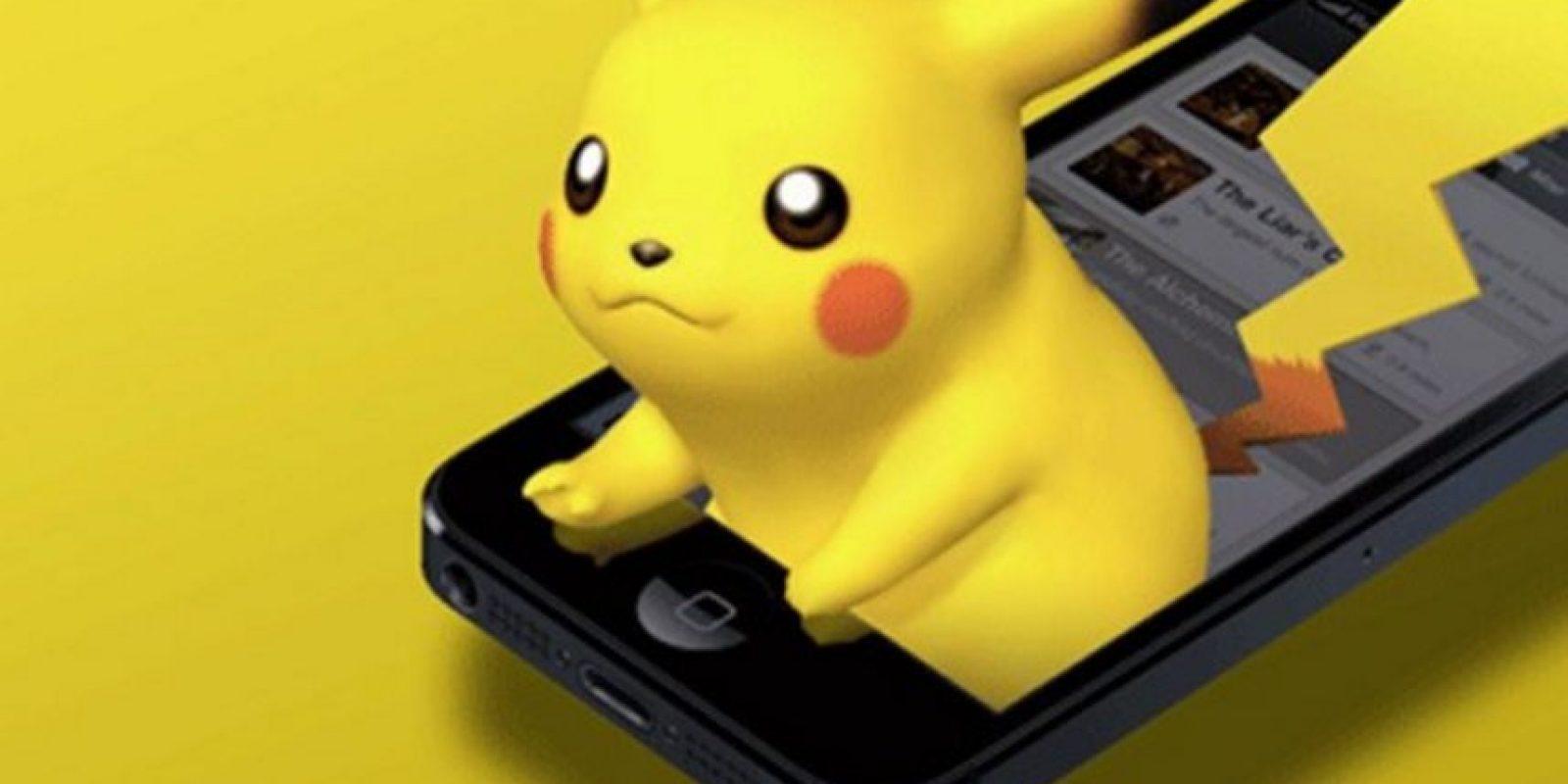 Si quieren empezar con Pikachu, lo que deben hacer es… Foto:Nintendo