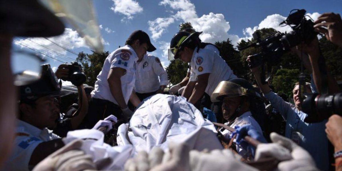 Investigadores de CICIG acompañan pesquisas por muerte de Byron Lima
