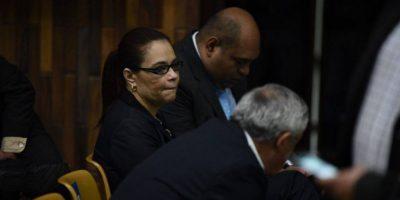 """Defensa de Baldetti dice que ella es señalada """"por una simple declaración"""""""