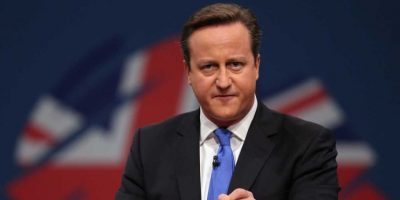 Cameron fue líder del Partido Conservador y Primer Ministro del Reino Unido. Foto:Getty Images
