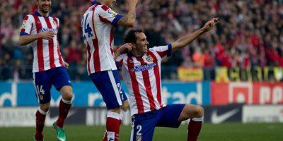 Diego Godín fue uno de los grandes valores que tuvo Atlético de Madrid para pelear el torneo y llegar a la final de la Champions League. Con un equipo que tiene a la defensa como pilar, el charrúa fue un punto importante. Foto:Getty Images