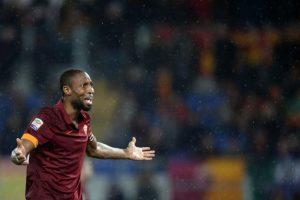 Seydou Keita: El marfileño, volante de corte, tuvo grandes momentos en Barcelona y Roma, su último club. Foto:AFP