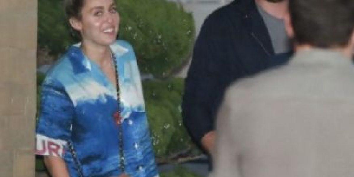 Miley Cyrus declara su amor a Liam Hemsworth en Instagram