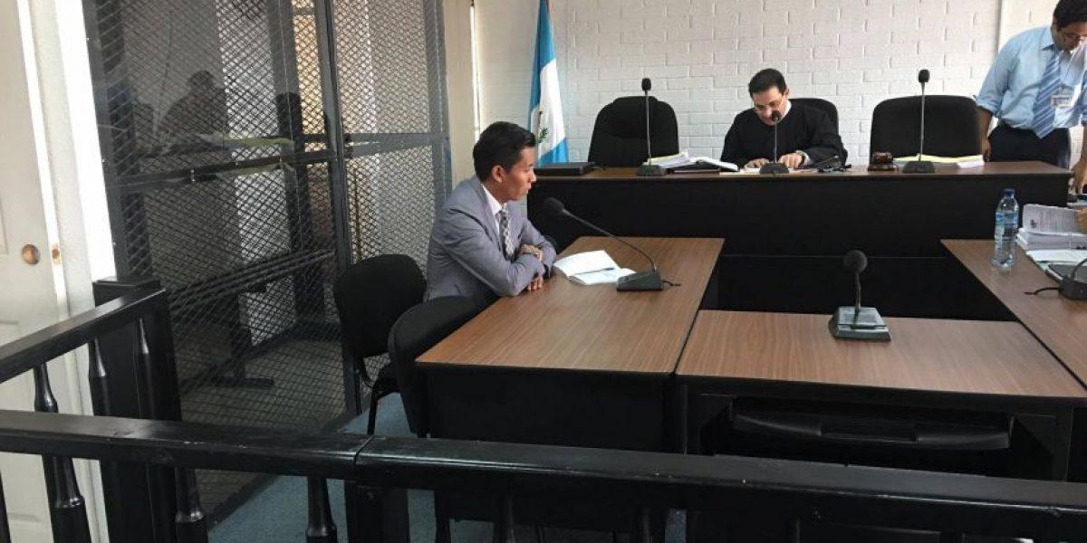 Continúa juicio para extinguir Q2.3 millones a Salvador González, sin su presencia