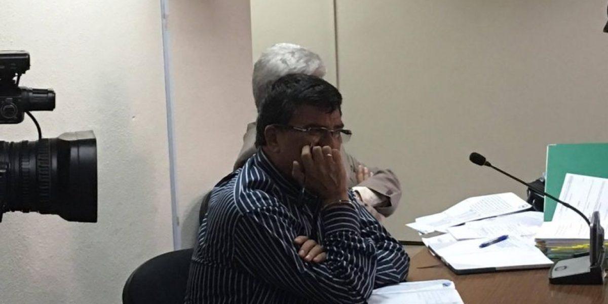 El juicio contra exalcalde Arnoldo Medrano está a punto de concluir