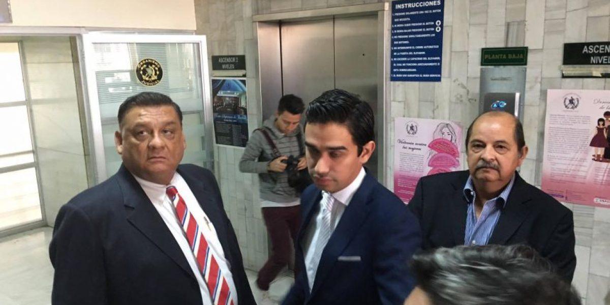 Exdiputados investigados por plazas fantasma regresan a prisión