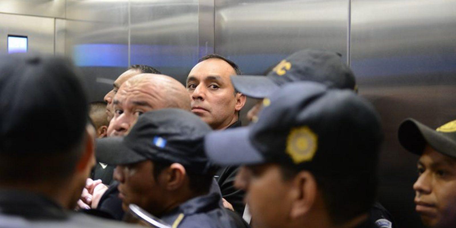 Lima en Tribunales. Foto:Oliver de Ros