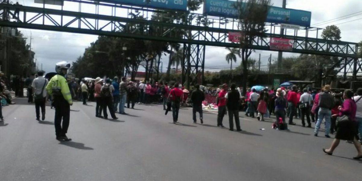 Empresarios reclaman por falta de acciones por los bloqueos en carreteras