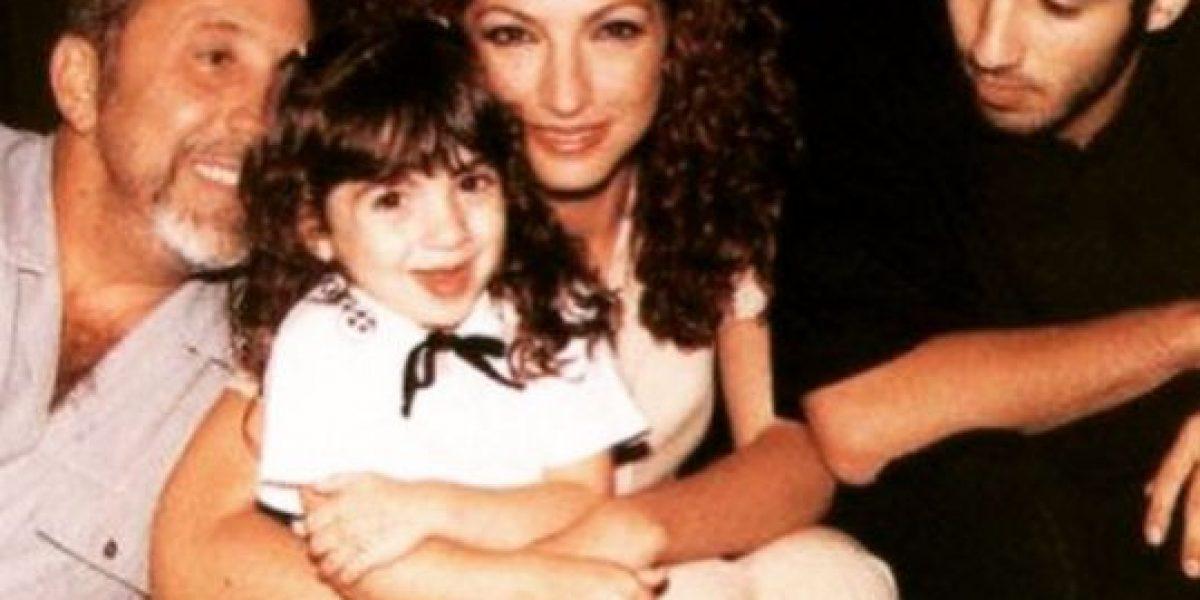 Con 21 años, así está la extravagante hija de Emilio y Gloria Estefan