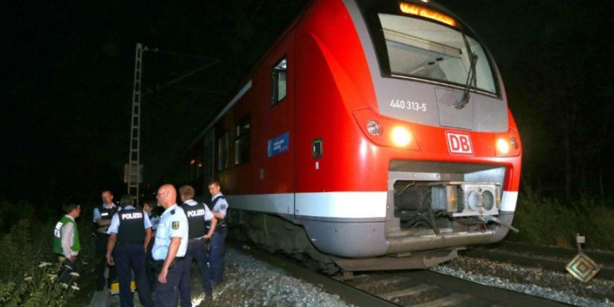 Estado Islámico reivindica ataque en tren de Alemania y difunde video del agresor